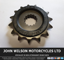 Hyosung GT 650 i Naked II 2017 JT Front Rubber Cushioned Sprocket 15 Teeth