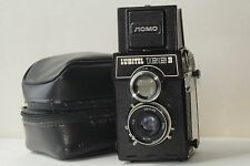 LUBITEL 166B Russian TLR camera USSR 6x6 4.5x6 Medium LOMO N83163542