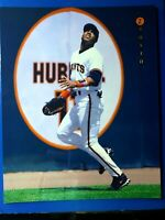 1997 Pinnacle Zenith 8 x 10 Barry Bonds #16 (The Shortstop)