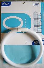 "TCP 3203251K 32W 9"" T6 5100K Daylight Circle Light Bulb 130W Equal Circline Lamp"