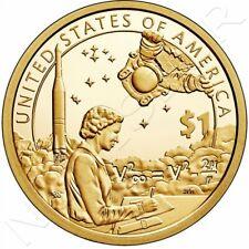 USA 1 dolar 2019 D Programa Espacial Americano - Sacagawea Native Dollar