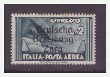 ZARA  1943  ESPRESSO AEREO  -  LIRE  2  -   NUOVO **