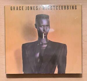 Grace Jones - Nightclubbing [Deluxe Edition 2 x CD Digipak]