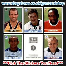 Panini 1st Division 1996-1997 (100 to 199)  *Select the Stickers You Need*