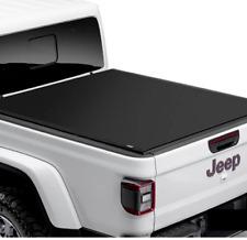 2020-2021 Jeep Gladiator Mopar OEM Fabric Roll-Up Tonneau Cover 82215617