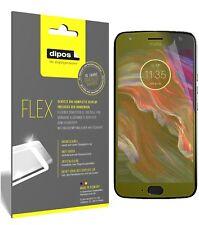 3x Lenovo Motorola Moto X4 Schutzfolie Folie, 100% Displayabdeckung, dipos Flex