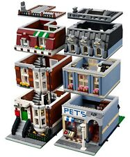 Lego Advanced Models Modular Buildings 10218 Pet Shop BNIB Retired