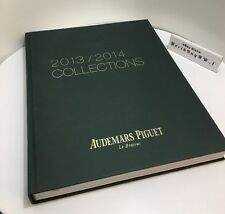 AP AUDEMARS PIGUET 2013 - 2014 CATALOG Collections Watch Book (ENGLISH VERSION)