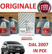 KIT TAGLIANDO FILTRI ORIGINALI +OLIO SELENIA FIAT BRAVO II 1.4 BENZINA 66KW 90CV