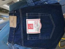 Men's 38 by 30 open Trails 5 pocket denim relaxed fit jeans nwt