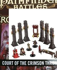 CROWN OF FANGS Incentive COURT OF THE CRIMSON THRONE Rare PATHFINDER Miniatures