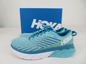 Hoka One One Arahi 4 Athletic Running Shoes Blue Womens Size 9, New W/ Box