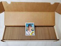 ORIGINAL Vintage 1988 Topps Baseball Set of 792 w/ Tom Glavine RC