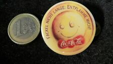 COCA COLA COKE PIN badge medal Slogan OLYMPIC GAMES SUMMER sponsor v7