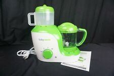 Smart Planet BFM-1 Baby Oasis Baby Food Maker Used