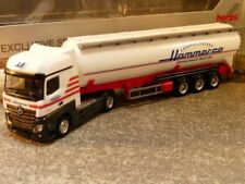 Herpa 927543 MB ACTROS BS Silo-sz Hammer