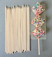 "8.5"" Wooden Skewers Sticks, Corn Dog Sticks Sticks, Dessert Skewers"