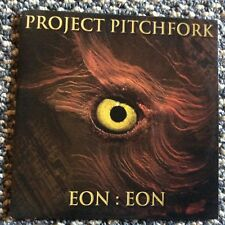 Project Pitchfork, Eon:Eon, Promo-CD, Cardboard sleeve, 1998, M/Ex