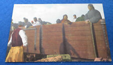 Third Class to Pekin Post Card - China/Chinese Railway - Early 20th C Unsent