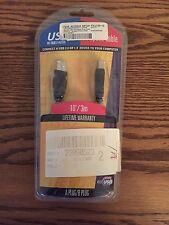Belkin Pro Series 10' USB2 Hi-Speed cable USB 2.0
