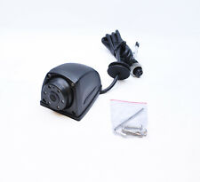 Side View Mount Camera PAL 12V-24V With Infrared Lights Night Vision Truck Lorry