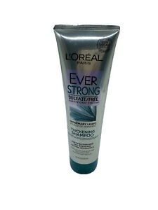 LOreal Ever Strong Thickening Shampoo Rosemary Leaf 8.5 fl oz Sulfate Free