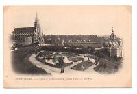 76 - CPA - Bonsecours - der KIRCHE und das Denkmal von Jeanne D'Arc (C2829)