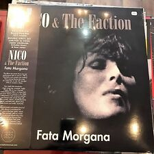 NICO & FACTION FATA MORGANA VELVET 2LP RSD LIMITED 2000 NEUF MINT