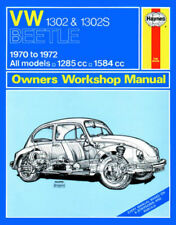 Beetle 1971 Car Service & Repair Manuals