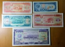 Korea set 5 pcs:  50 chon 1 5 10 50 Won 1959 UNC Rare!!!