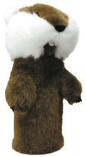 Caddyshack Gopher Golf Club Headcover for 460cc Driver, caddy shack head cover