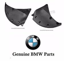 BMW e36 M3 Bumper Cover Spacer Panel Front Lower (x2) L+R Bracket Mount