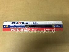 Tamiya 74051 Fine Pin Vise S (0.1mm-1.0mm) RC Hobby Plastic Model Craft Tools