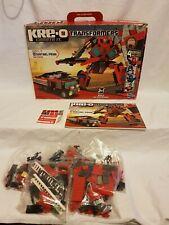 Kre-o Transformers 30687 Sentinel Prime (Complete) Hasbro 2011 Aus Seller