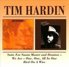 Tim Hardin - Suite for Susan Moore / Bird on a Wire [2 ORIGINAL ALBUMS ON 1 CD]