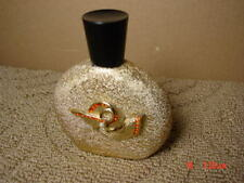Vintage,Glass,Perfume,Bot tle,Gold,Rhinestone,faux pearl