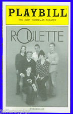 Playbill + Roulette + Anna Paquin , Ana Gasteyer , Grant Shaud , Larry Bryggman