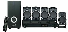Supersonic SC-37HT 5.1 Channel Multi-Zone DVD Home Theater System Brand New