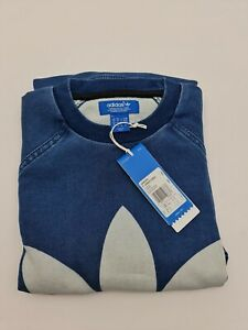 Adidas Originals Denim Sweatshirt AB8054