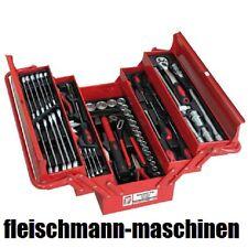 Holzmann WZK86CrV Werkzeugkoffer 86tlg. Werkzeugset Werkzeugkasten Werkzeugkiste