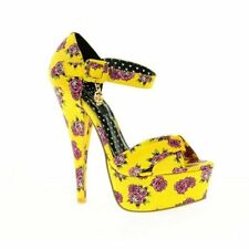 Iron Fist Synthetic Very High (greater than 4.5\) Women's Heels""