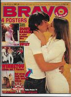 BRAVO Nr.14/15 vom 30.3.1978 Pierre Brice, Lex Barker, Stevie Nicks, Sweet...