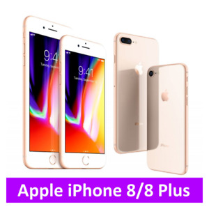 Apple iPhone 8/8 Plus 64GB Unlocked Verizon AT&T T-Mobile Us cellular Metro-pcs