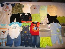 Big Lot of boys spring/ summer clothes, size  0-3 and 3 months.