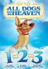 All Dogs Go to Heaven Film Collection - DVD Region 1