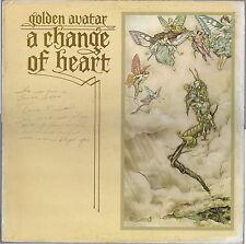 A CHANGE OF HEART # GOLDEN AVATAR