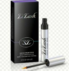 LiLash Purified Eyelash Serum 5.91 ml Made in the USA BOXED & NEW SEALED