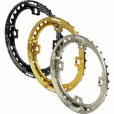 Hope IBR Intergrated Bash Guard and Chain Ring 33T Silver - Brand New