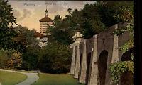 Augsburg Bayern Schwaben AK ~1910 Rotes Haunstetter Tor Spitaltor Stadtmauer