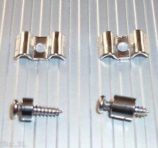 NEW  2 GUIDE CORDES Gotoh haute qualité - chromes  -  pour guitare